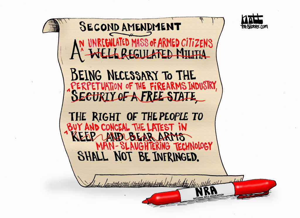 Amended Second Amendment