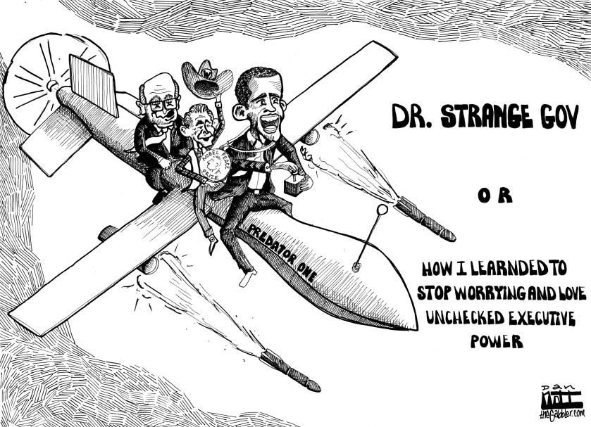 Dr. Strange Gov