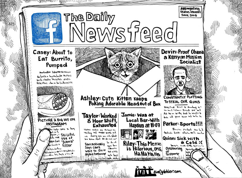 The Daily News Feed