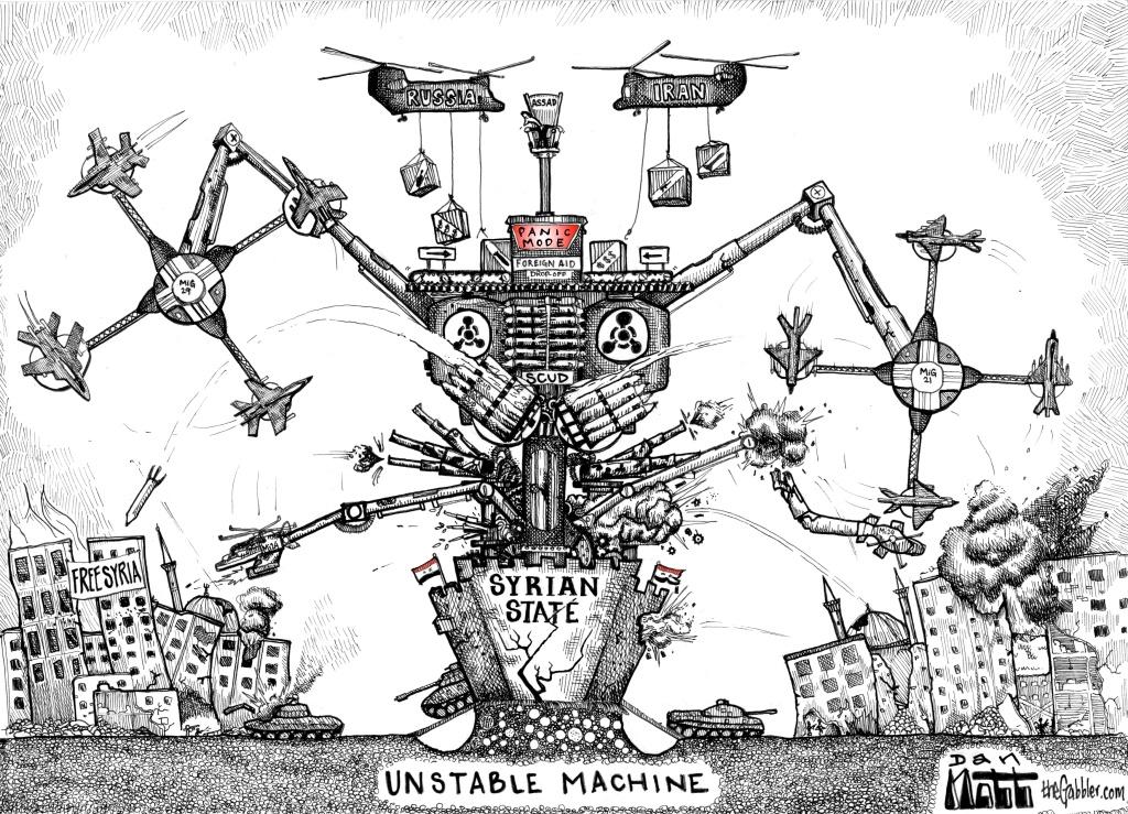 Unstable Machine