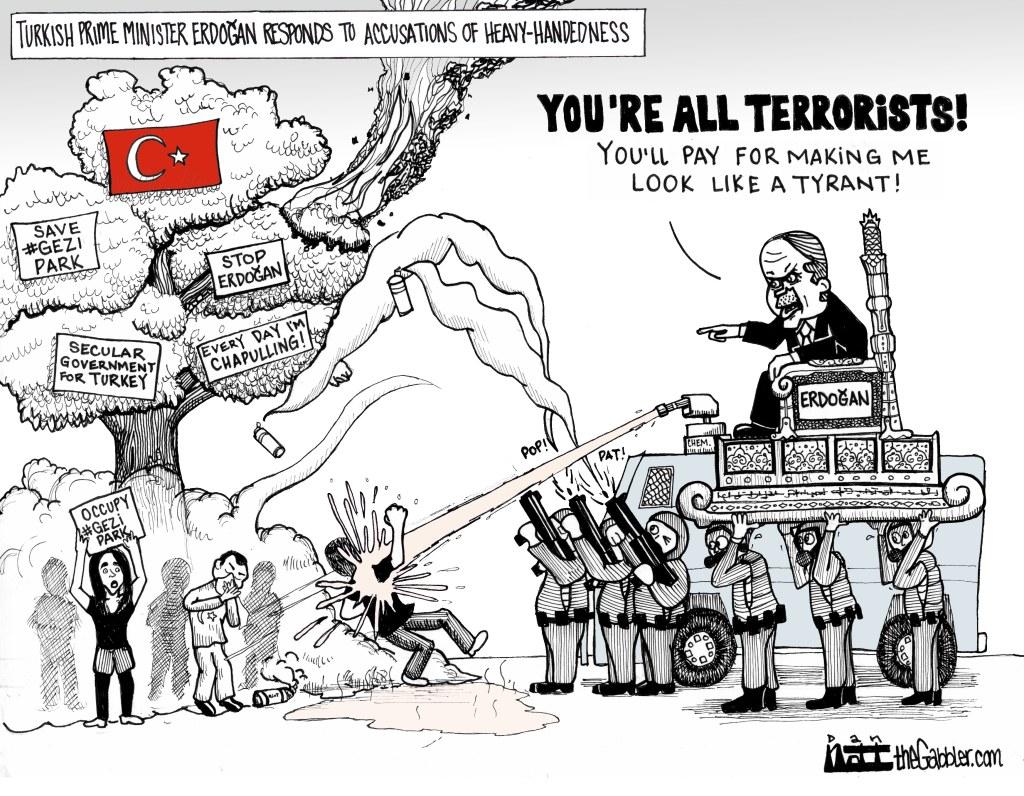 Turkey – Dan Nott