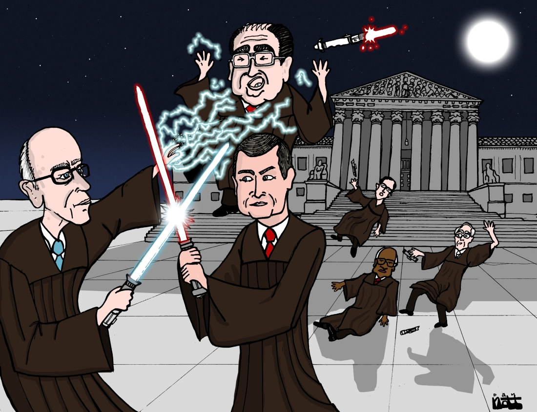 Richard Posner Versus Supreme Court