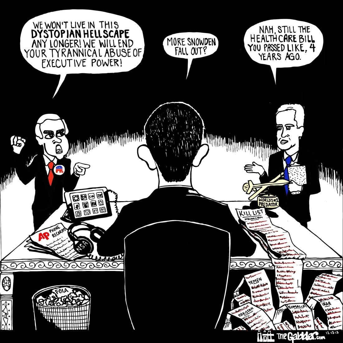 Obama's Tyranny