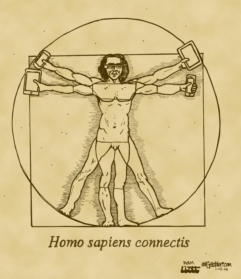Homo Sapiens Connectis
