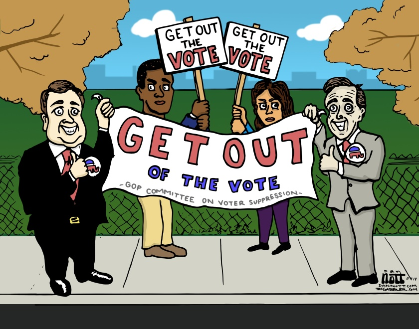 Get Out Of the Vote