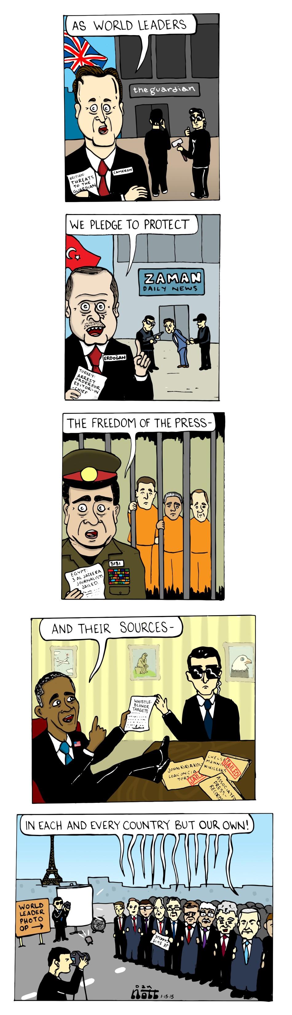 The Hypocrisy Parade Final Vertical