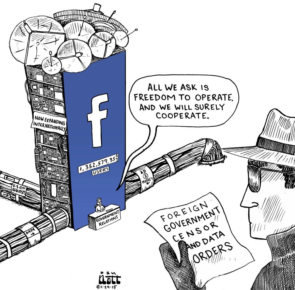 Facebook Censorship