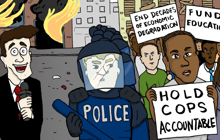 Baltimore Riots.psd