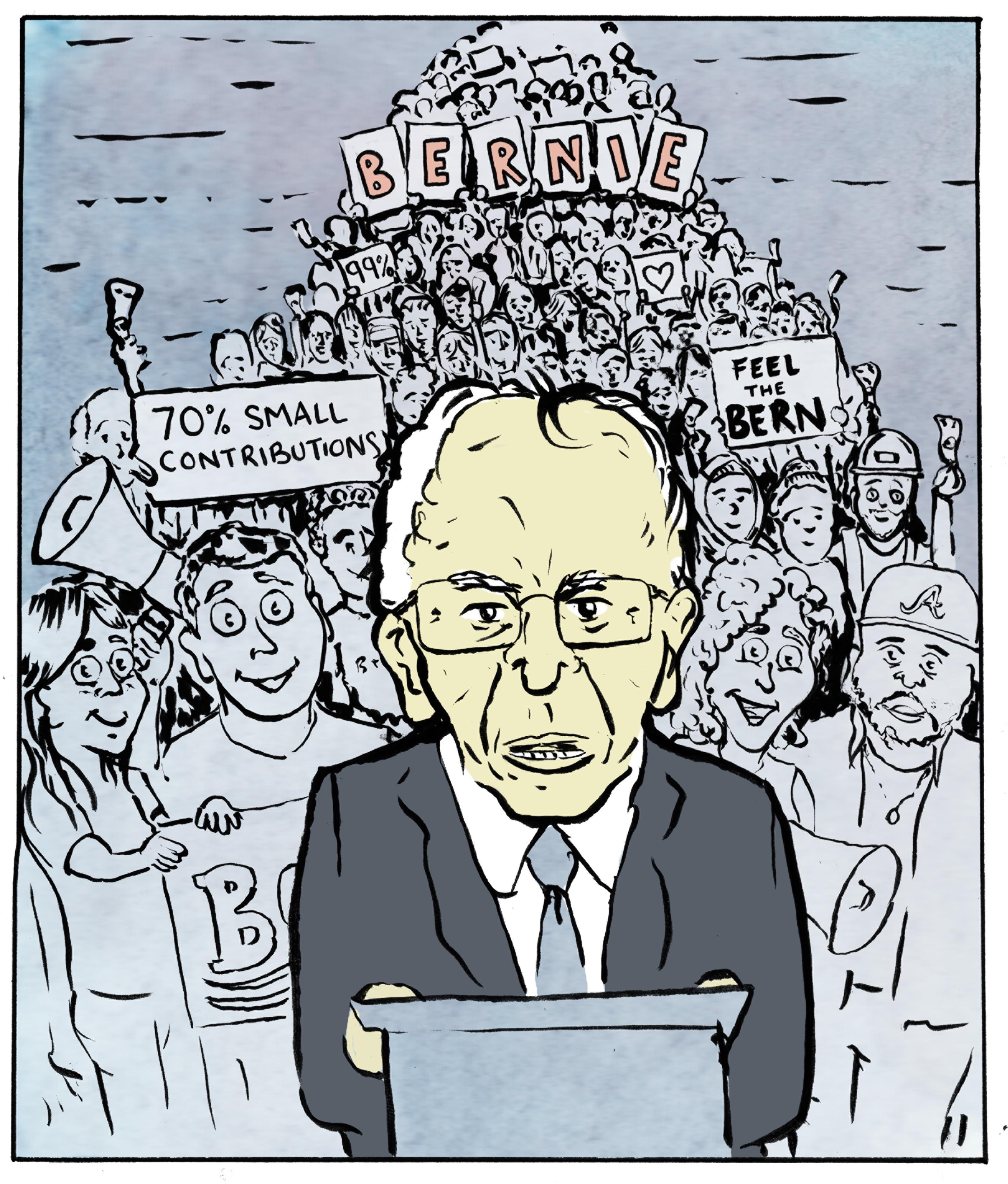 Bernie Machine