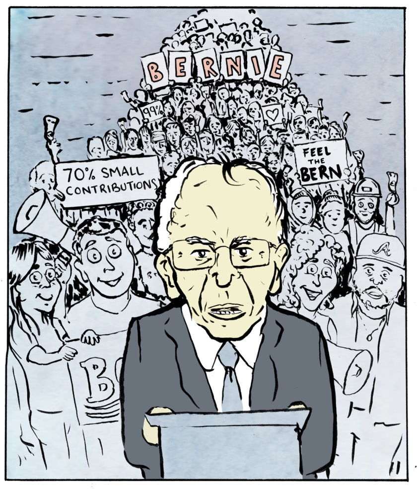 Bernie Machine