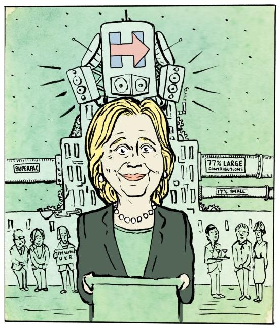 Hillary Machine